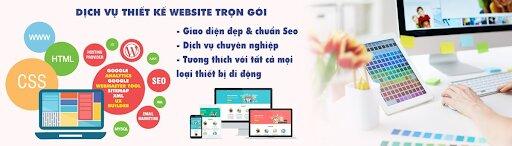 Dịch vụ thiết kế website công ty doanh nghiệp của thietkewebsites