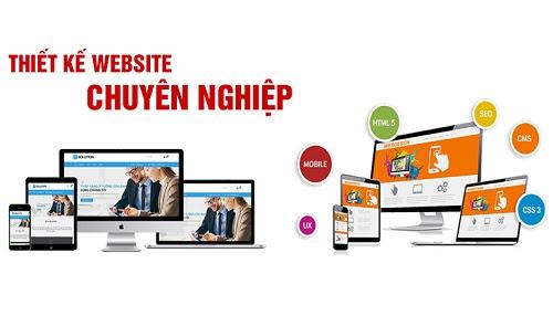 thiết kế website chuyên nghiệp tphcm