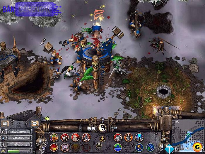 tải Battle Realms 2
